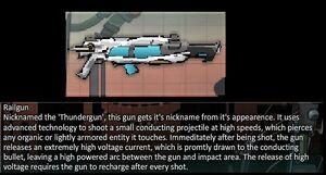 Raze 1 Railgun