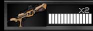 Assault bouncer clips