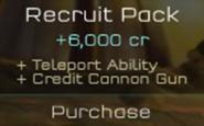 Recruit Pack 2