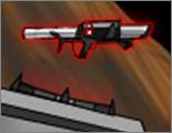 Rocket Launcher slot