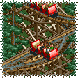 Reverser Roller Coaster RCT1 Icon