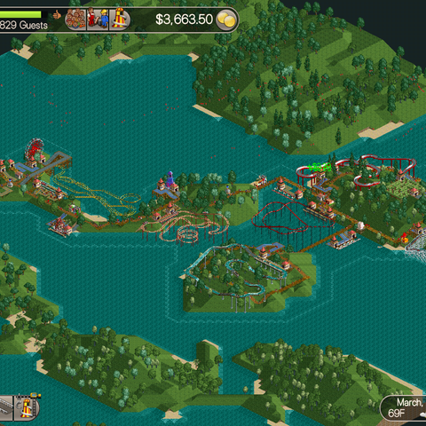 Trinity Islands completed by Diszxchat (IOS / Android)