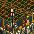 Fighting Knights Dodgem Cars RCT2 Icon