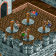 Mace Ride RCT2 Icon