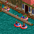 Bumper Boats RCT2 Icon