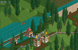 Roman Village RCT1