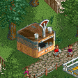 Coffee Shop RCT2 Icon
