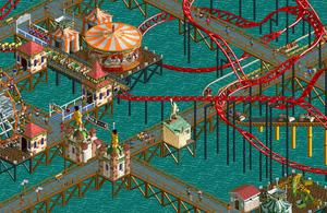 Paradise Pier 2 RCT1
