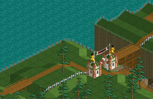 Whispering Cliffs RCT1