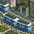 Trams RCT2 Icon