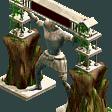 Mythological Entrance RCT2 Icon