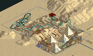 Pacific Pyramids Completed