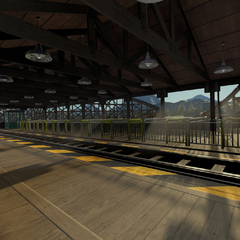 Wood Station External(<a rel=