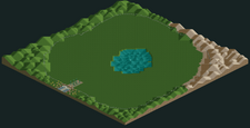 Build Your Own Six Flags Park RCT2