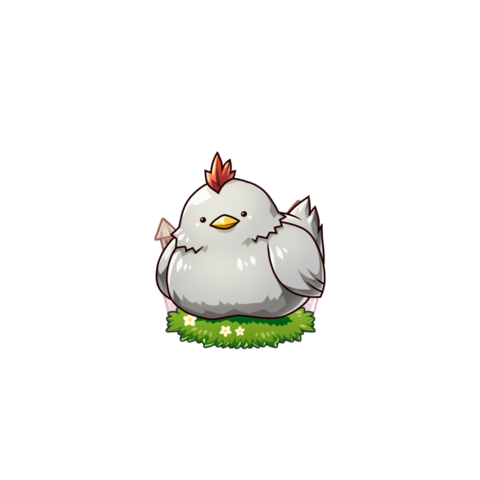 A Big Cocco in the mobile game