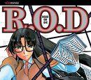 Read or Die Manga 4
