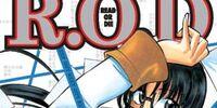 Read or Die Manga 3
