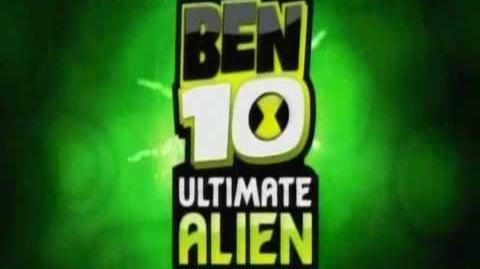 Ben 10 Ultimate Alien Theme