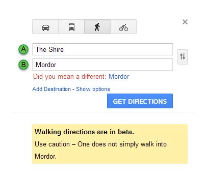 File:Google Maps Mordor easter egg.png