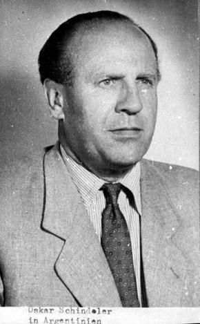Schindler, Oskar