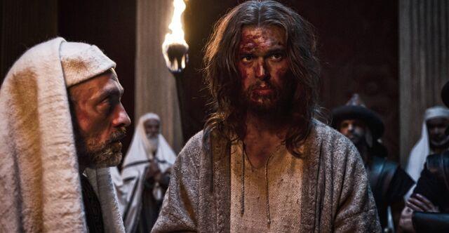 File:Bible-Jesus-Caiaphas-P.jpeg