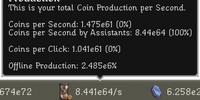 Offline Production