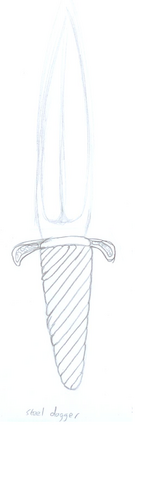 File:Steel Dagger.png