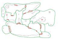 Ulvania Tectonic plates and Mountain Ranges