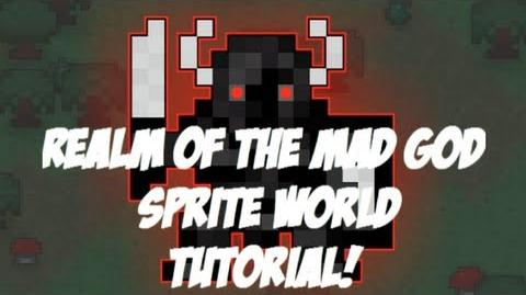 RotMG Tutorial - How to safely complete a sprite world - Mankay -