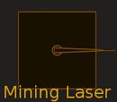 Laser wydobywczy