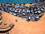 Desert port