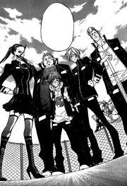 Shimon Family except Julie