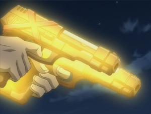 Xanxus Gun Charging