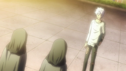 Byakuran's Meeting with the Cervello