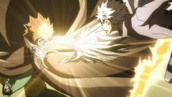 Byakuran vs Tsuna N