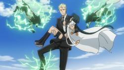 Gamma Saves Yuni