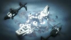 Battleship Incident