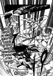 Hibari defeat Ice Puppets