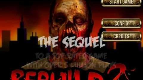 Rebuild 2 Game Trailer