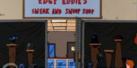 Edgy Eddie's Sneak and Snoop Shop/Gallery