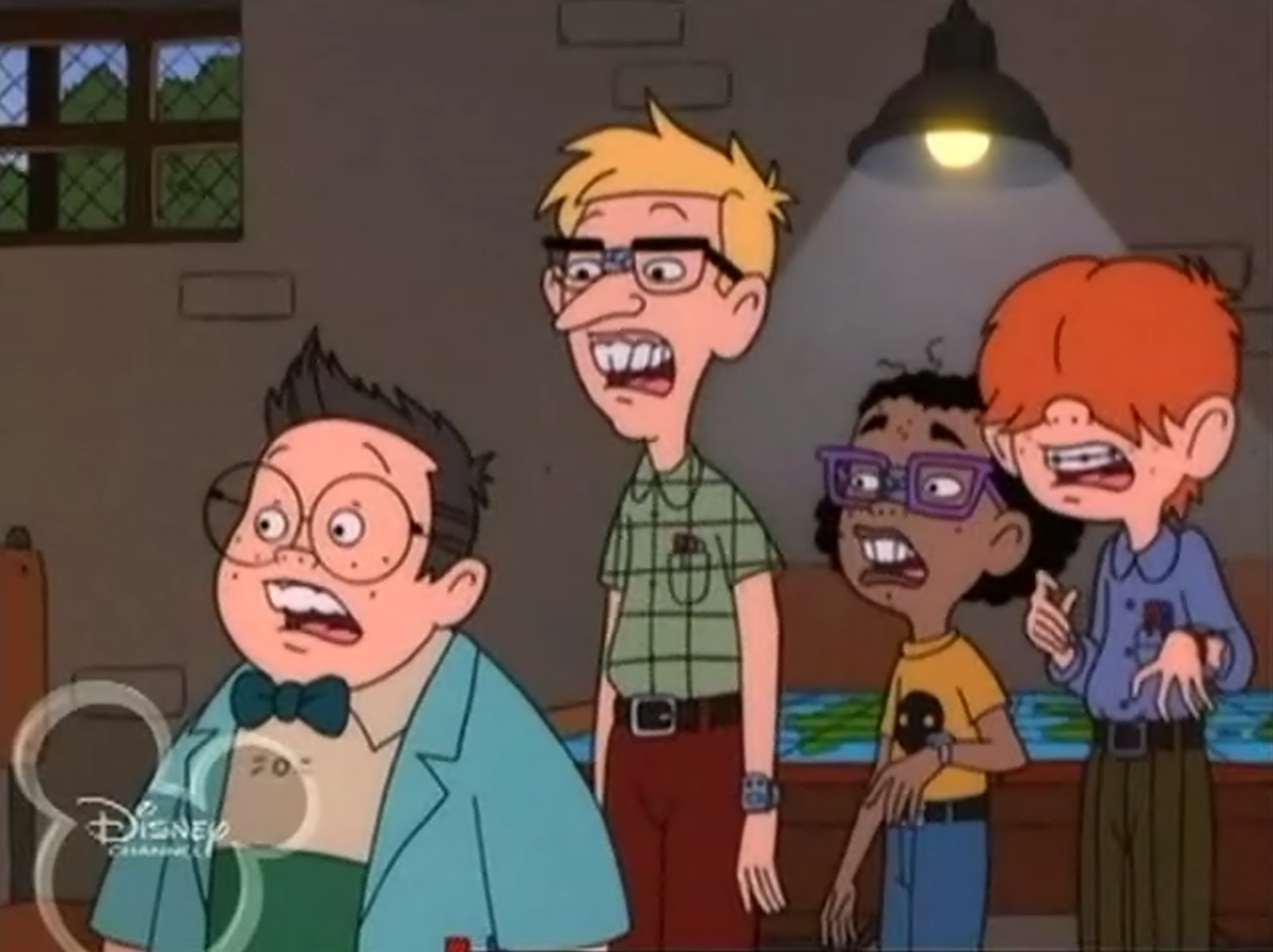 The Pale Kids Recess Wiki Fandom Powered By Wikia