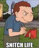 Randall-snitch-life