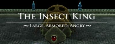 The Insect King