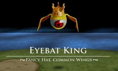 Eyebat King