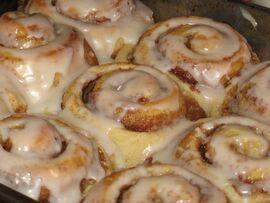 Cinnamon-rollers