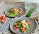 Fennel and Shrimp Salad