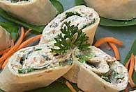 Spinach Rollups