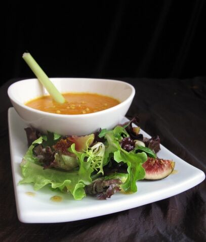 File:Autumn greens and soup.jpg