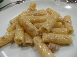 Pasta Norcina