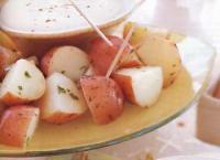 File:New Potatoes with Three-cheese Fondue.jpg